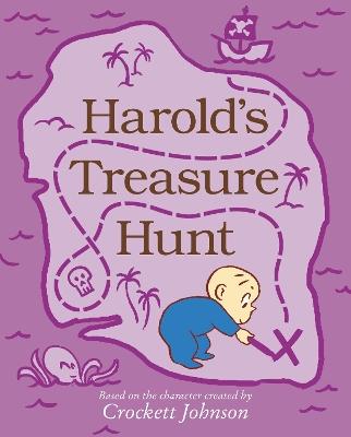Harold's Treasure Hunt by Crockett Johnson
