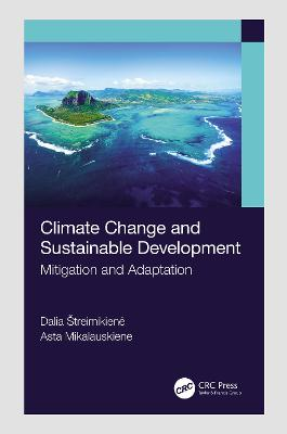 Climate Change and Sustainable Development: Mitigation and Adaptation book