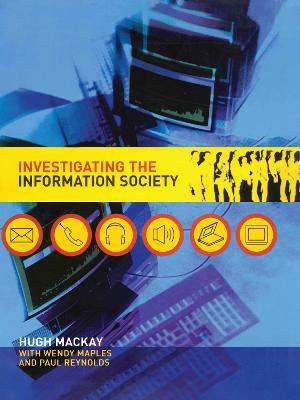 Investigating Information Society book