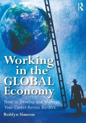 Working in the Global Economy book