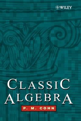 Classic Algebra book