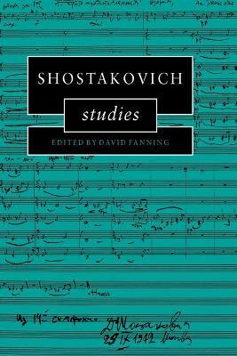 Shostakovich Studies book