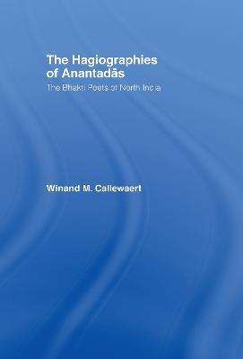 Hagiographies of Anantadas book