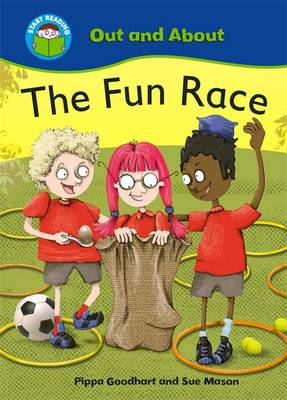 The Fun Race by Pippa Goodhart