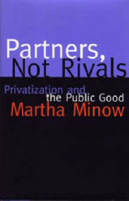 Partners, Not Rivals book