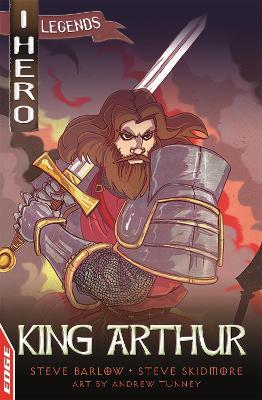EDGE: I HERO: Legends: King Arthur book