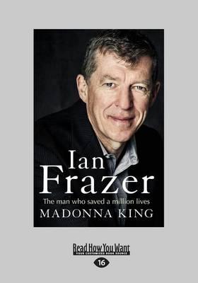 Ian Frazer by Madonna King