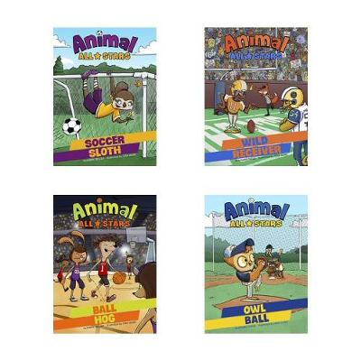 Animal All-Stars book