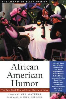 African American Humor by Mel Watkins