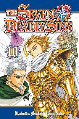 Seven Deadly Sins 10 book