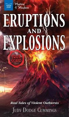 Eruptions and Explosions by Judy Dodge Cummings