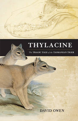 Thylacine book