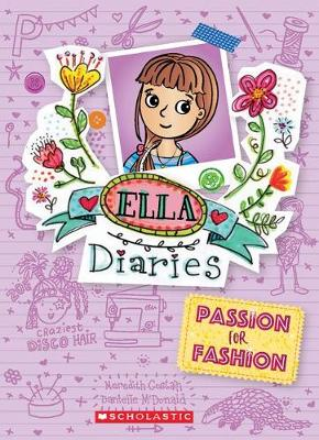 Ella Diaries #19: Passion for Fashion by Meredith Costain