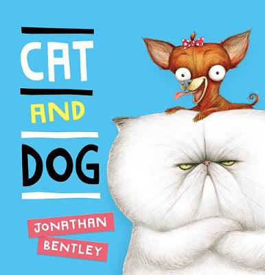 Cat and Dog by Jonathan Bentley
