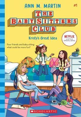 Kristy's Great Idea #1 Nf by Ann M. Martin