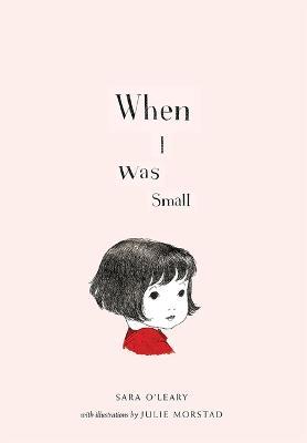 When I Was Small book