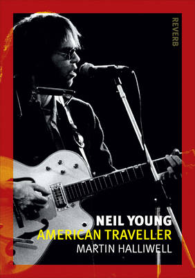 Neil Young by Martin Halliwell