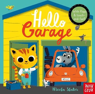 Hello Garage book