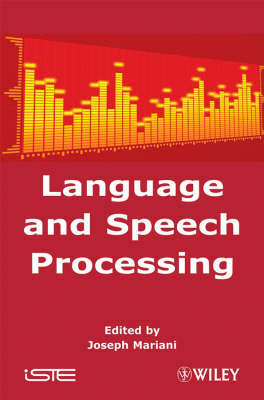 Language and Speech Processing book