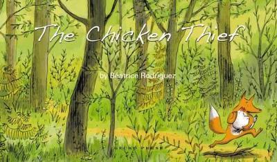 Chicken Thief book