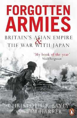 Forgotten Armies book