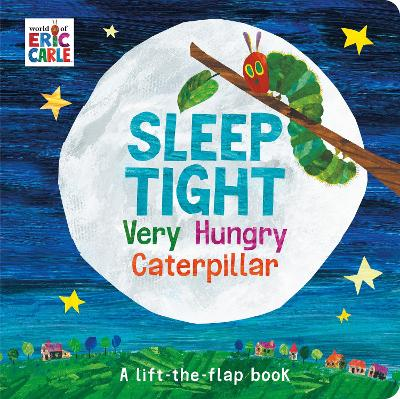 Sleep Tight Very Hungry Caterpillar book