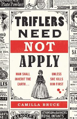 Triflers Need Not Apply book