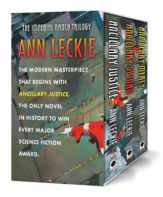 Imperial Radch Boxed Trilogy by Ann Leckie