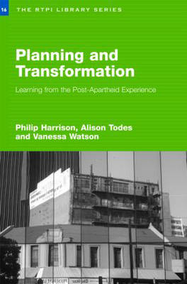 Planning and Transformation book