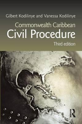 Commonwealth Caribbean Civil Procedure book