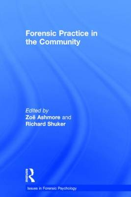 Forensic Practice in the Community by Zoe Ashmore