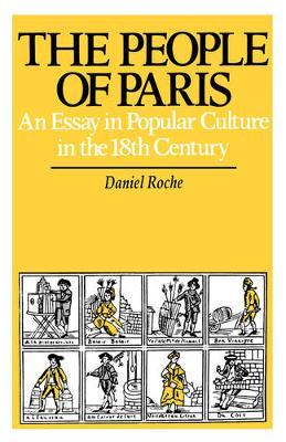 People of Paris book