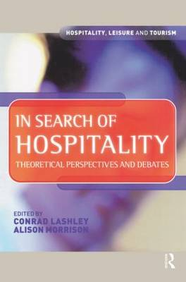 In Search of Hospitality book