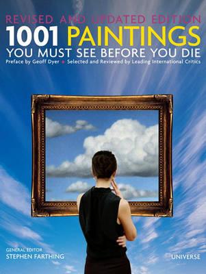 1001 Paintings You Must See Before You Die by Stephen Farthing