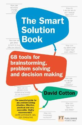 Smart Solution Book by David Cotton
