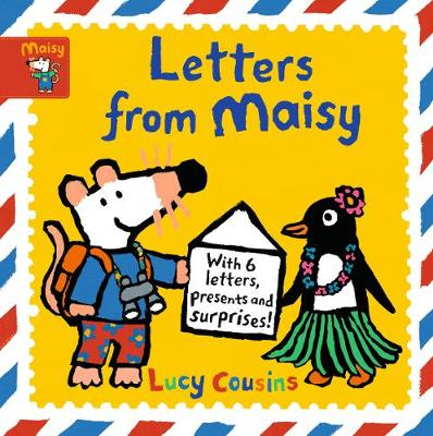 Letters from Maisy book