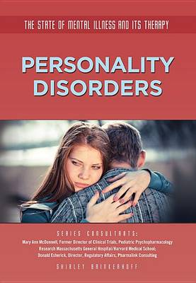 Personality Disorders by Shirley Brinkerhoff