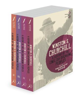 A History of the English-Speaking Peoples: The Complete Set by Sir Sir Winston S. Churchill