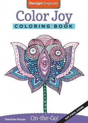 Color Joy Coloring Book by Valentina Harper