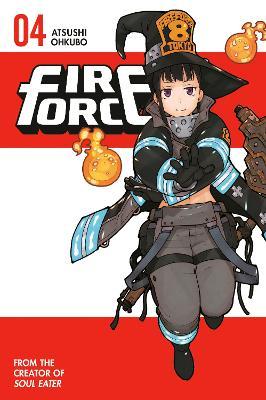 Fire Force 4 by Atsushi Ohkubo