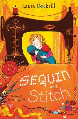 Sequin and Stitch by Laura Dockrill