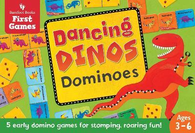 Dancing Dinos Dominoes by