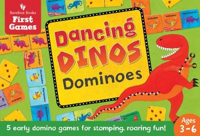 Dancing Dinos Dominoes by Barefoot Books
