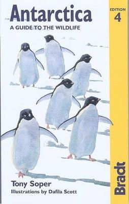 Antarctica Wildlife: A Visitor's Guide by Tony Soper