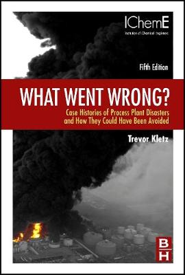 What Went Wrong? by Trevor A. Kletz