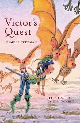 Victor's Quest by Pamela Freeman