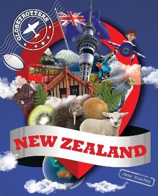 New Zealand by Jane Hinchey