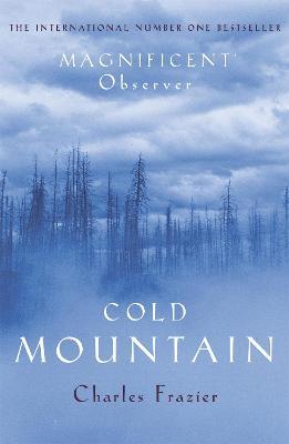 Cold Mountain book