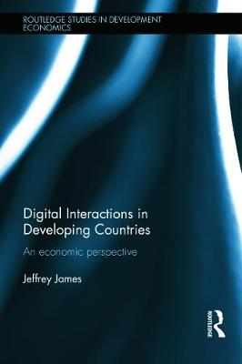 Digital Interactions in Developing Countries book
