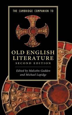 Cambridge Companion to Old English Literature book